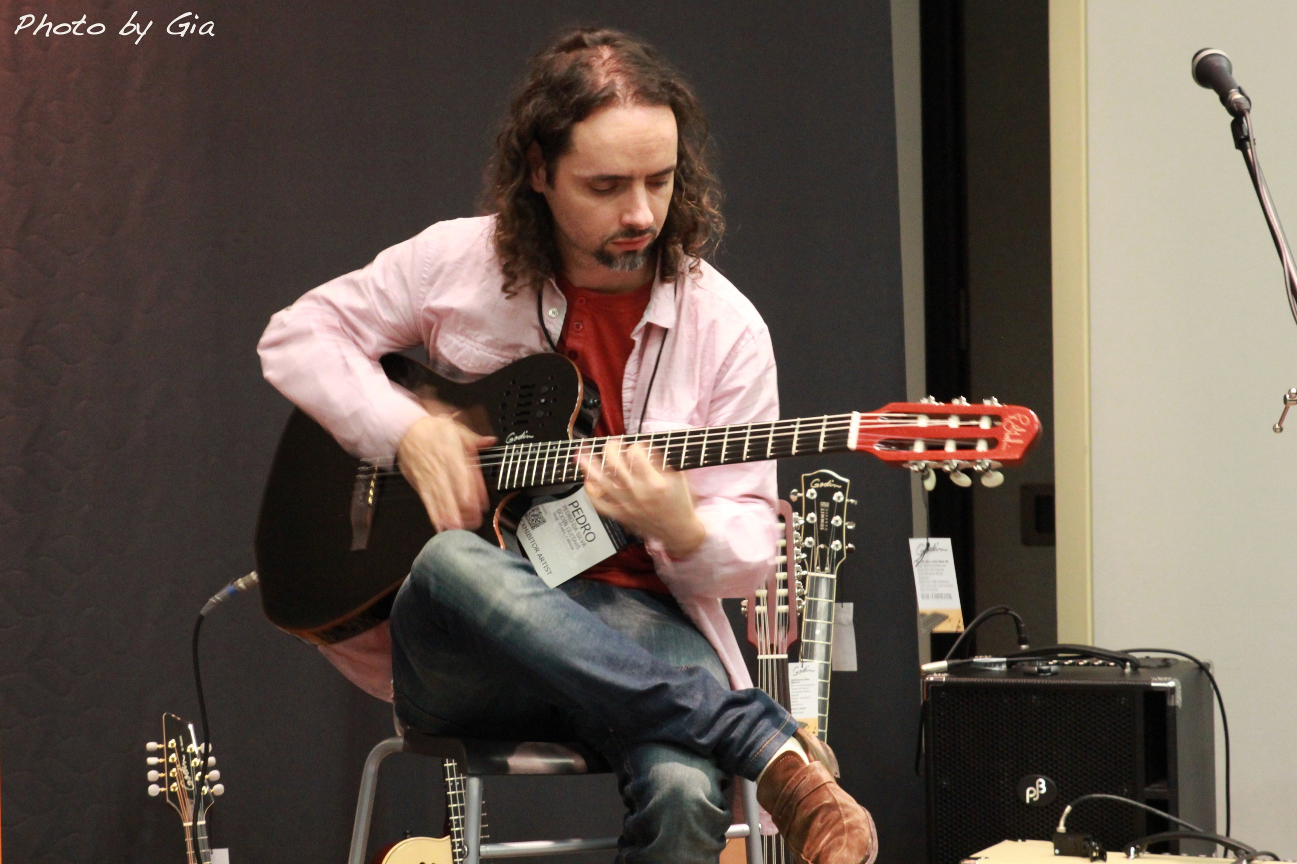 Pedro Da Silva, A Composer And Guitarist From Portugal