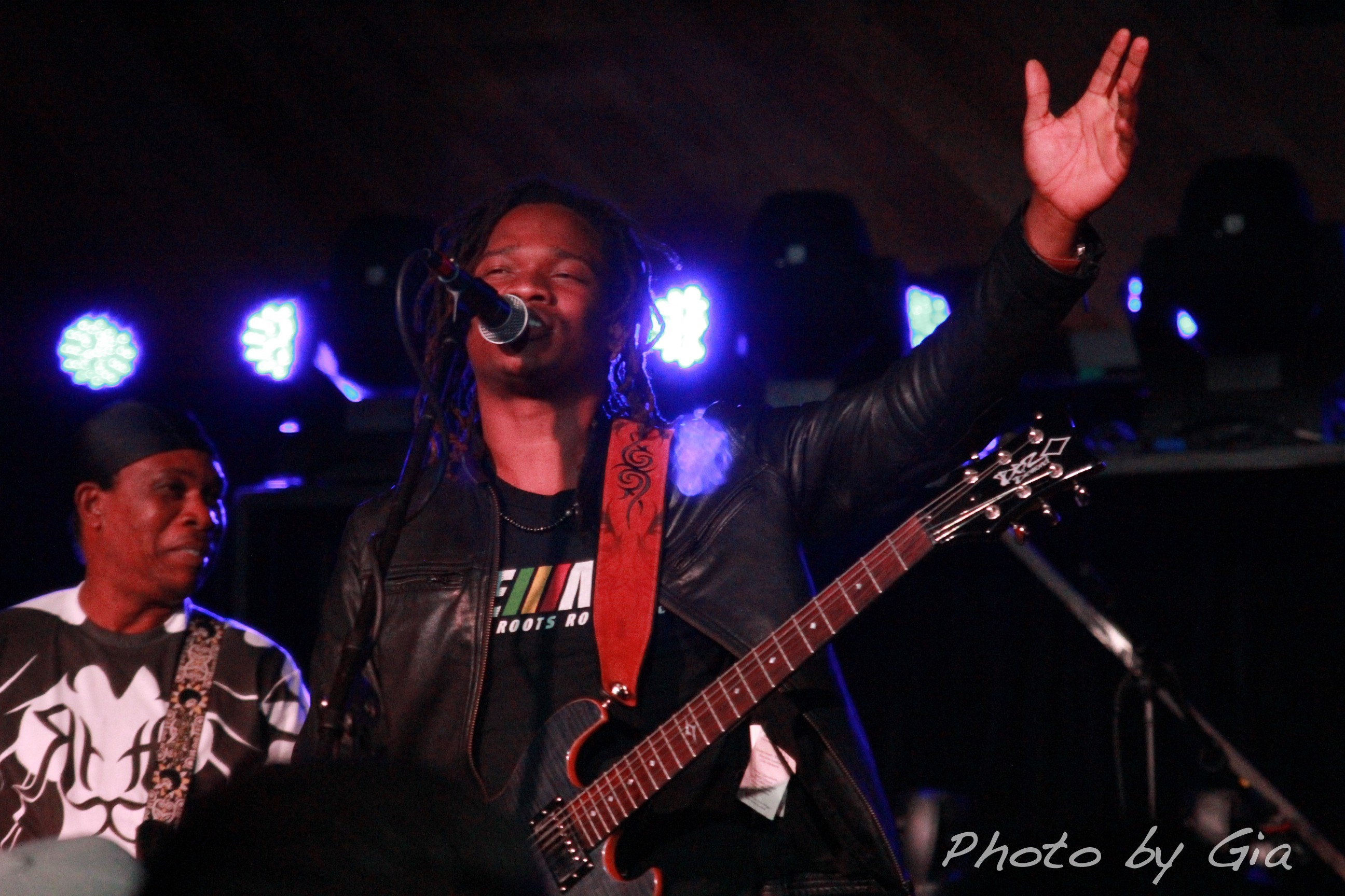 Conroy Willis Of Raging Fyah